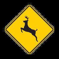 W11-3 Deer