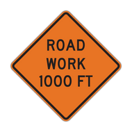 W20-1 Road Work