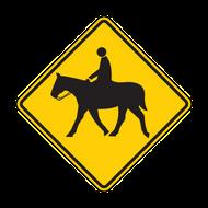 W11-7 Equestrian