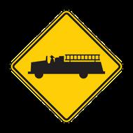 W11-8 Fire Station