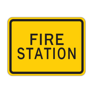 HW11-8P Fire Station