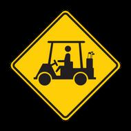W11-11 Golf Cart