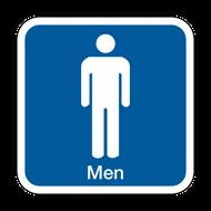 A Men's Restroom
