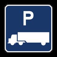 D9-16 Truck Parking