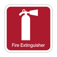 E Fire Extinguisher