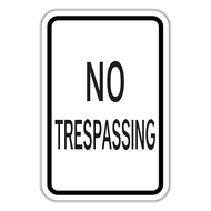 NT No Trespassing