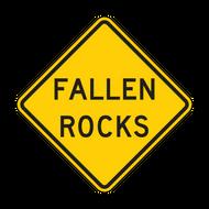 W8-14 Fallen Rocks