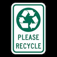 PR Please Recycle