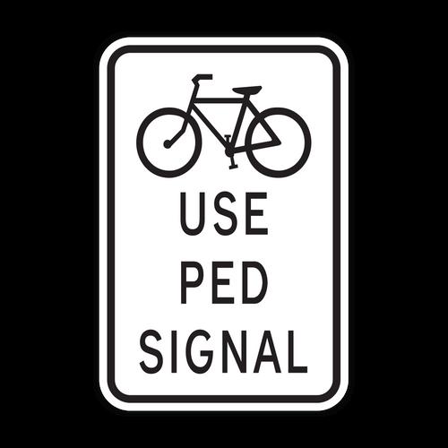 R9-5 Bicycle Regulatory