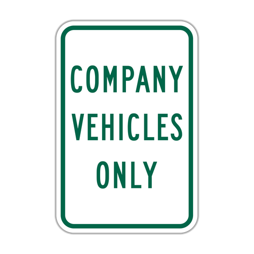CVO Company Vehicles Only