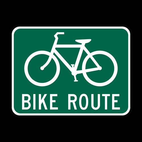 D11-1 Bike Route