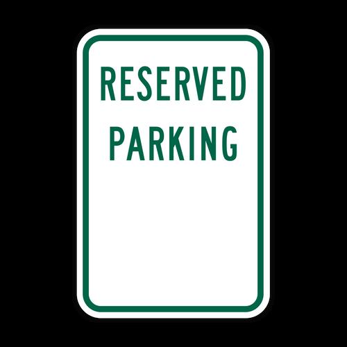 RPB Reserved Parking _____