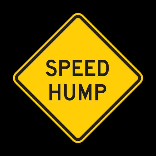 W17-1 Speed Hump