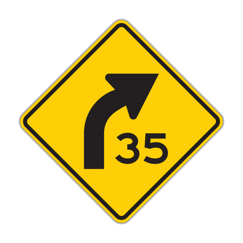 W1-2a Curve with MPH