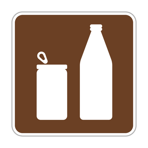 RS-101 Cans or Bottles