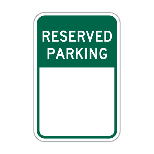RPB-ALT Reserved Parking _____