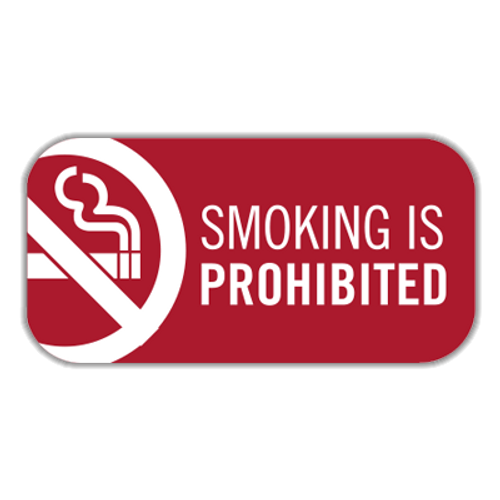 SMP Smoking Is Prohibited