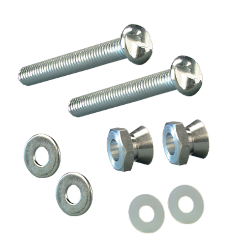 """Hardware Kit with BOW25 5/16"""" x 2 1/2"""" Bolt"""