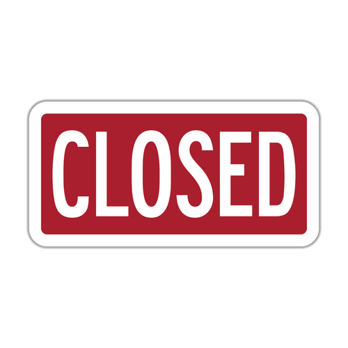 CLSD Closed
