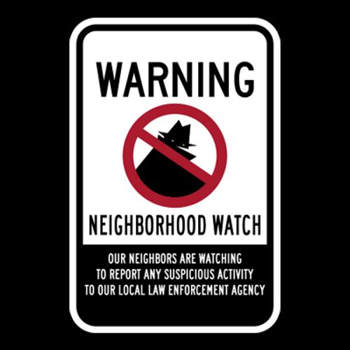 WNW Warning Neighborhood Watch