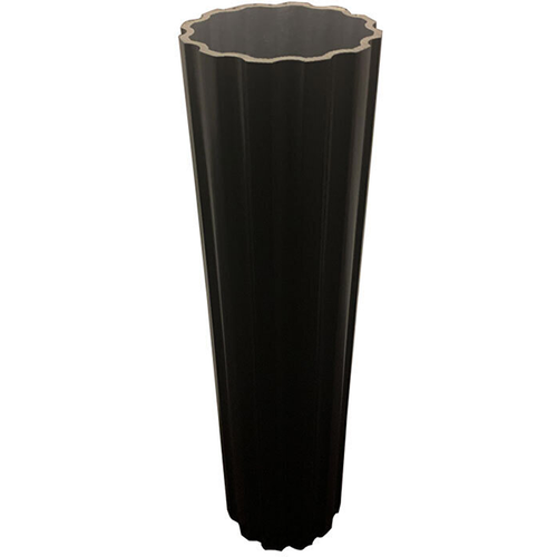 """3"""" Decorative Fluted Post - 12'"""