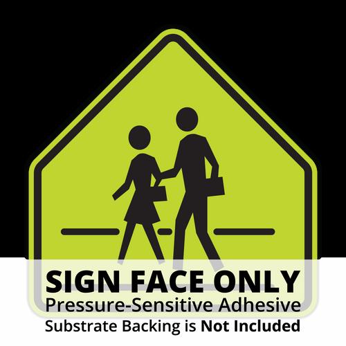 HS2-1 School Sign Face