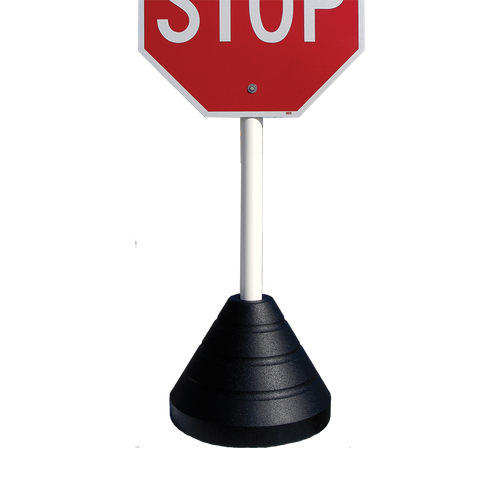 RubberForm Recycled Rubber Sign Base