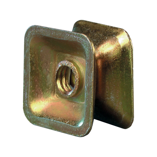"5/16"" Zinc Plated Steel Tufnut®"