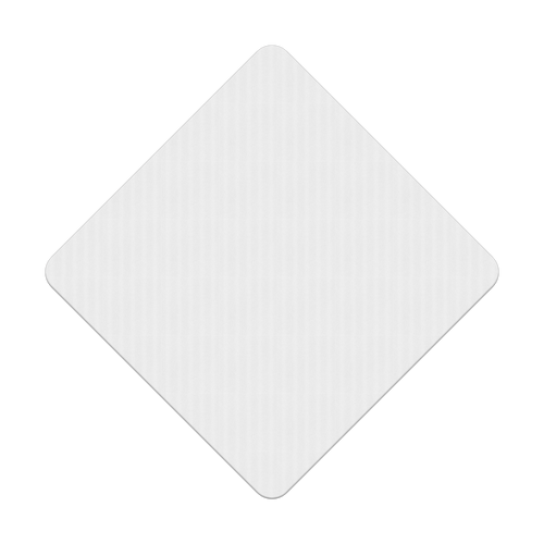 """24"""" Diamond Corrugated Plastic Sign Blanks"""