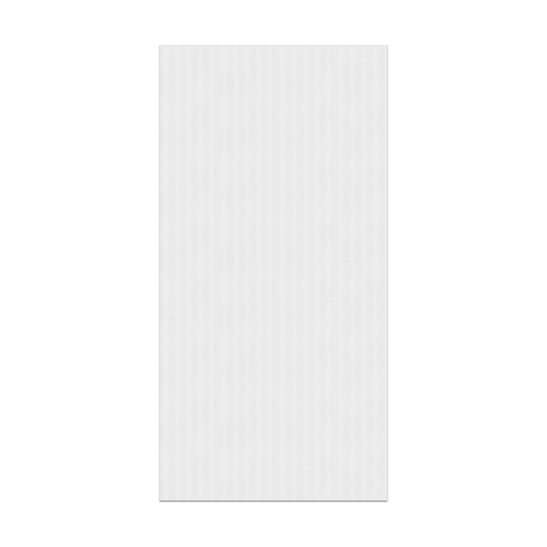"""12"""" x 24"""" Rectangle Corrugated Plastic Sign Blank"""