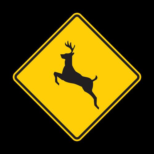 """12"""" W11-3 Deer"""