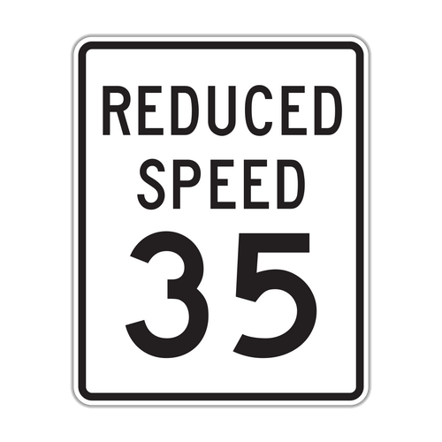HR2-5b Reduced Speed