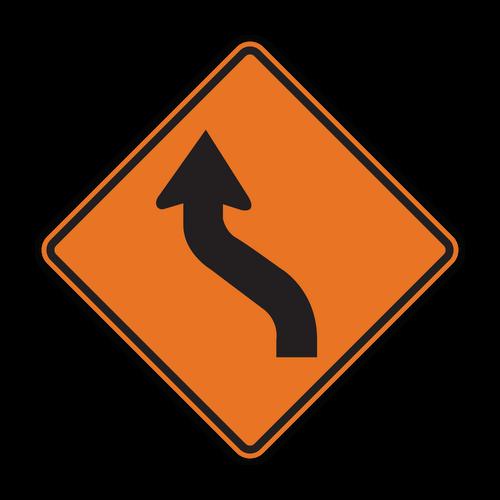 W1-4 Reverse Curve (Construction)