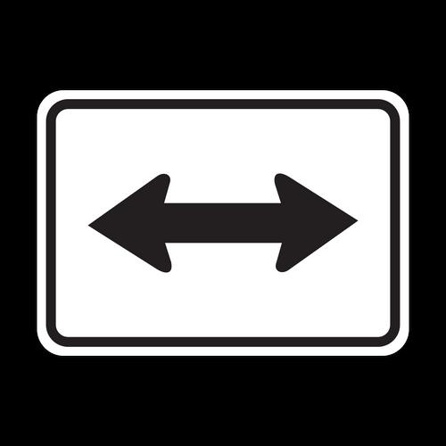 M6-4 Directional Arrow
