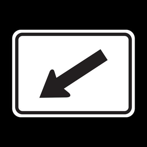M6-2a Directional Arrow