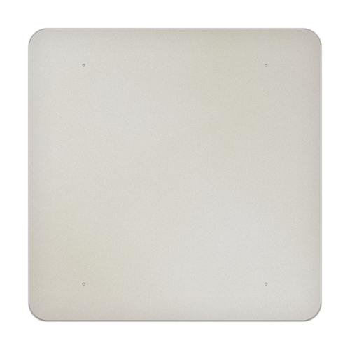 "48"" Square Aluminum Sign Blank"
