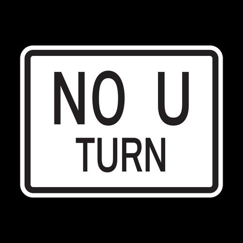 HR3-4P No U Turn