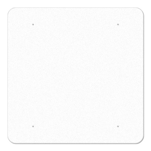 """48"""" Square Reflective Sign Blank"""