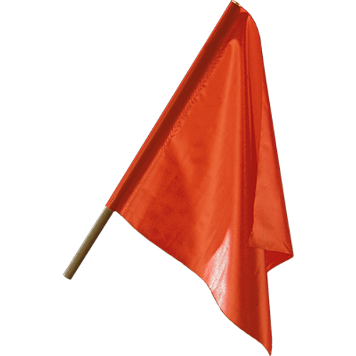 """18"""" and 24"""" Warning Flags"""