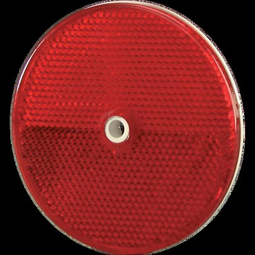 Plastic Back - Red
