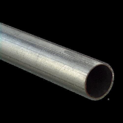 """12' x 2 3/8"""" OD Aluminum Round Posts"""