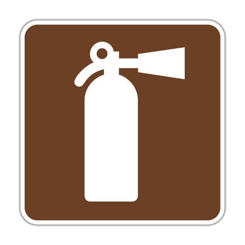 RS-090 Fire Extinguisher