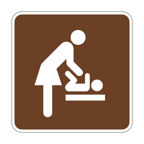 RS-138 Baby Changing Station