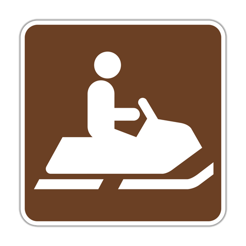 RS-052 Snowmobiling