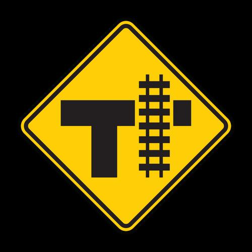 W10-4 Railroad Advance Warning