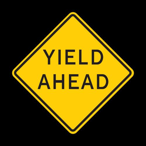 HW3-2a Yield Ahead