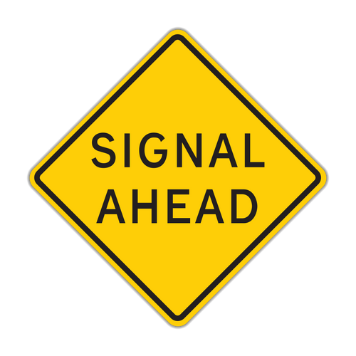 HW3-3a Signal Ahead