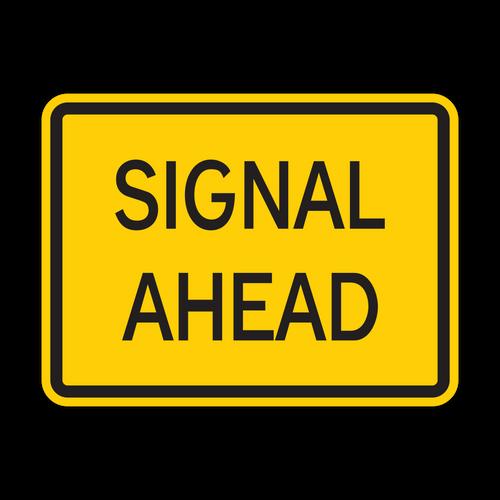 HW3-3P Signal Ahead