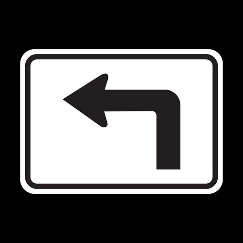 M5-1 Advance Turn Arrow