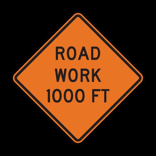 W20-1 Road Work